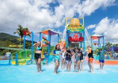 Ingenia Holidays Cairns Coconut Splash Park