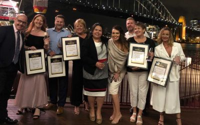 Ingenia Celebrates Success at 2018 CCIA Awards