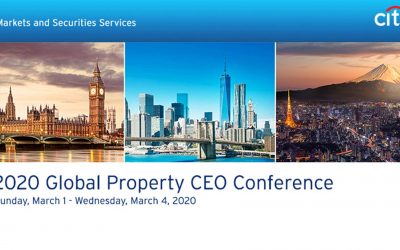 2020 Global Property CEO Conference