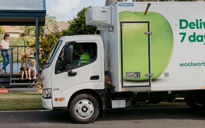 Woolworths now delivering to Ingenia Holiday parks